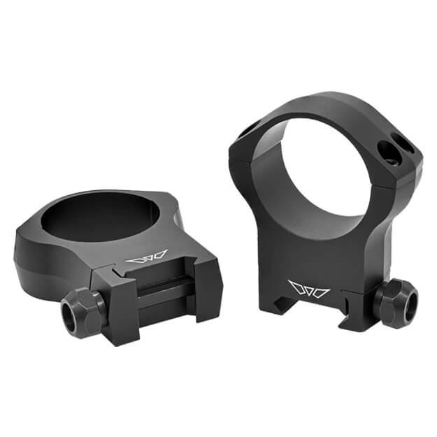 Warne 34mm Mountain Tech Ultra High Matte Rings