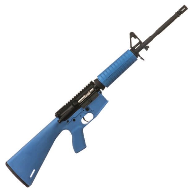 Cavalry Arms Cav-15 MKII 16 inch rifle Blue