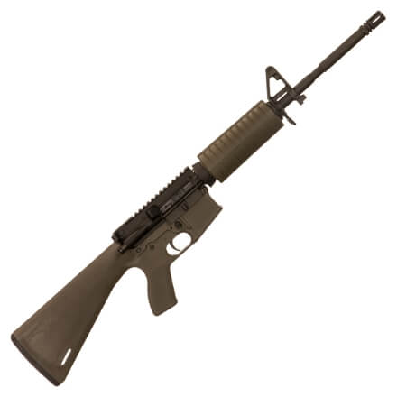 Cavalry Arms Cav-15 MKII  16 inch rifle OD Green