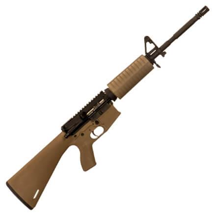 Cavalry Arms Cav-15 MKII 16 inch rifle Flat Dark Earth