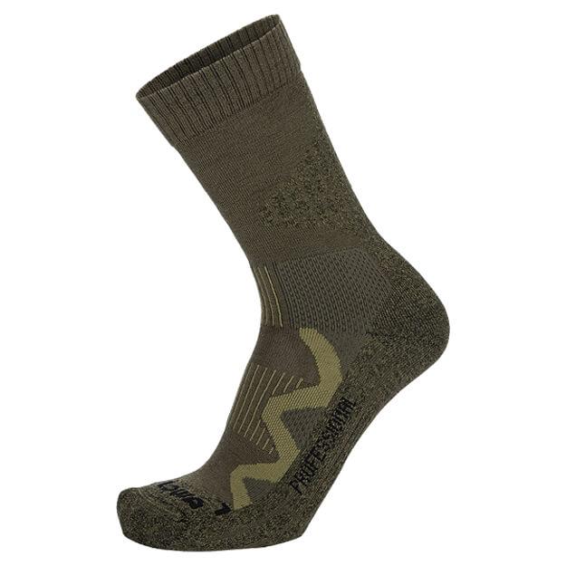 Lowa 4-Season Pro Sock - Ranger Green