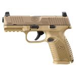 FN 509M MRD NMS FDE/FDE w/ 2 15rd Magazines
