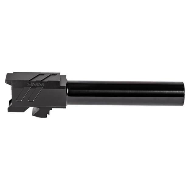 ZEv PRO Match Barrel Glock 19 Gen 1-5 - DLC