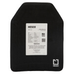 Hesco 400 Series Plate Level IV Multi Curve SAPI Cut Large 10.25x13.25