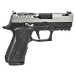 ZEV Z320 XCompact Octane Gunmod w/ RMR Cut & Gray Slide & Black Barrel