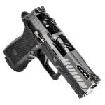 ZEV Z320 XCarry Octane Gunmod w/ RMR Cut, Gray Slide, Black Barrel