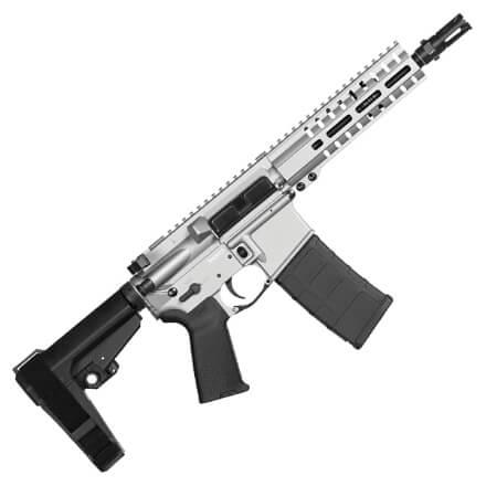 CMMG Banshee 300 MK4 Blackout Pistol - Titanium