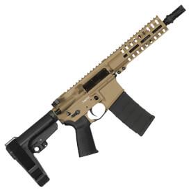 CMMG Banshee 300 MK4 Blackout Pistol - Flat Dark Earth