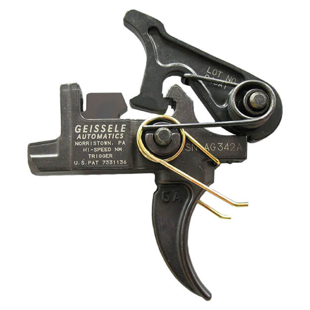 Geissele Hi-Speed Universal National Match Two Stage Trigger