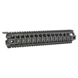 Midwest Industries G2 Two Piece Forearm Full Length - Black