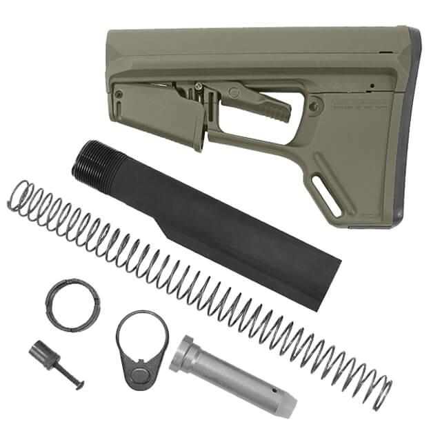 MAGPUL ACS-L Stock Kit Milspec 7075 - Olive Drab Green