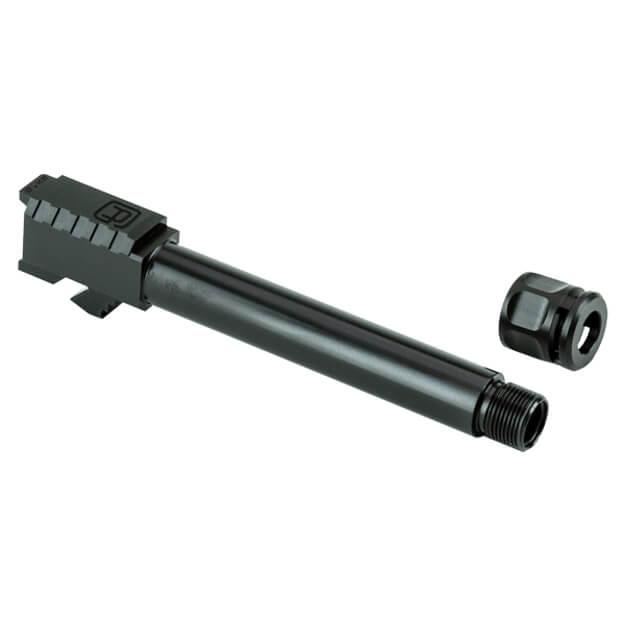 Griffin Armament ATM Glock 17 Gen 3-4 Barrel w/ Micro Carry Comp