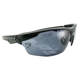 DSG Bolle Tryon Shooting/Safety Glasses PSF - Black/Gray