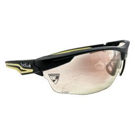 DSG Bolle Tryon Shooting/Safety Glasses CSP - Black/Tan