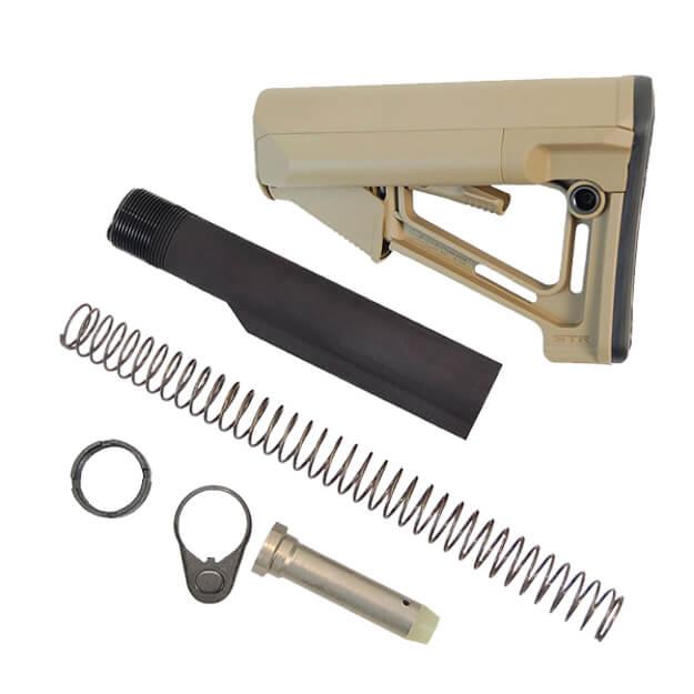MAGPUL STR Stock Kit Milspec 7075 - Dark Earth