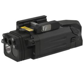 Steiner DBAL-RL Rifle Dual Beam Aiming Green Laser Rifle Light w/ IR Laser