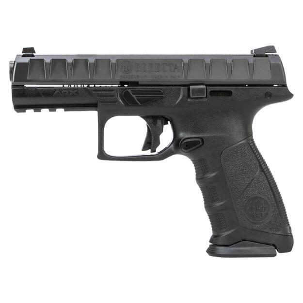 Beretta APX Full Size 9mm w/ 17rd Magazines