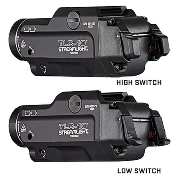 Streamlight TLR-10 Flex - Black