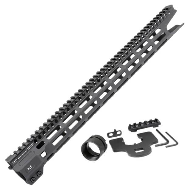 "Midwest Industries 17.5"" Combat Rail M-LOK Handguard"