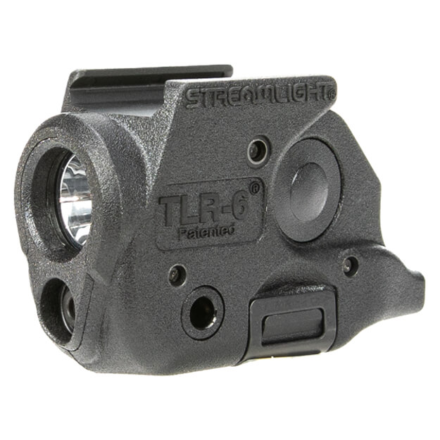 Streamlight TLR-6 For Glock 43x/48 w/ Red Laser