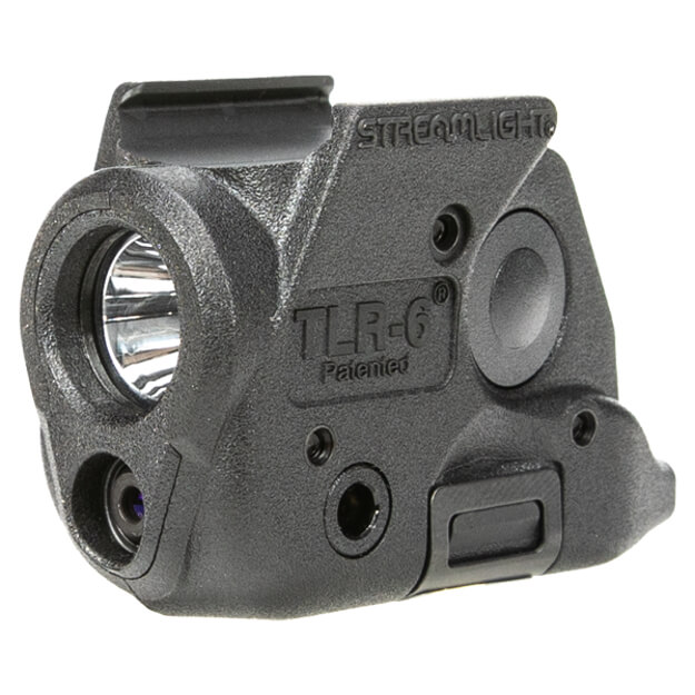 Streamlight TLR-6 For SA XD Hellcat w/ Red Laser