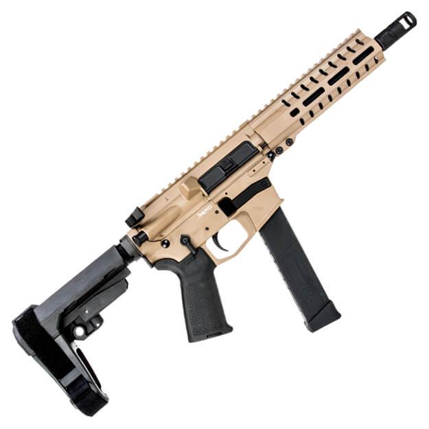 CMMG Banshee 300 MK10 10mm Pistol - Flat Dark Earth