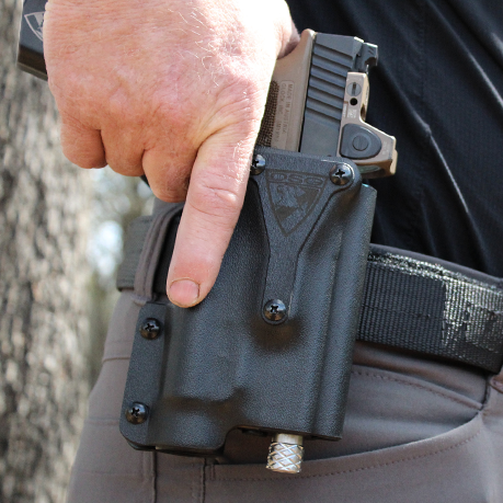 Picture for category D4 Holsters - OWB