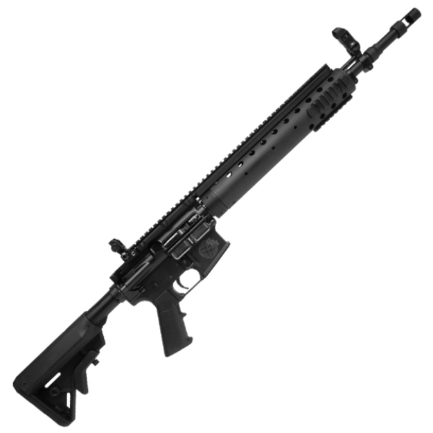 "PRI 18"" Mark 12 Mod 0 SPR 5.56mm Gen2 Black Rifle - 1/8 Twist"