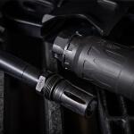 Dead Air Armament Xeno Flash Hider 1/2x28