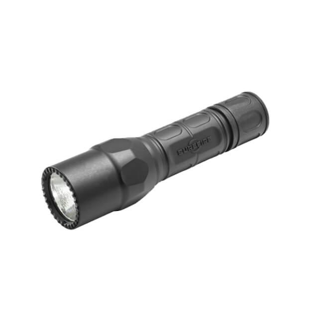 Surefire G2X Law Enforcement Dual Output 600/15 Lumens - Black