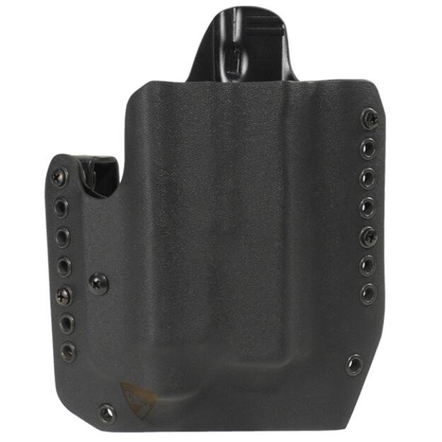Alpha Holster Glock 17/22/31/47 w/ TLR-7/8 Right Hand - Black