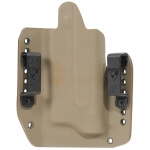 Alpha Holster Glock 17/22/31/47 w/ TLR-7/8 Right Hand - E2 Tan