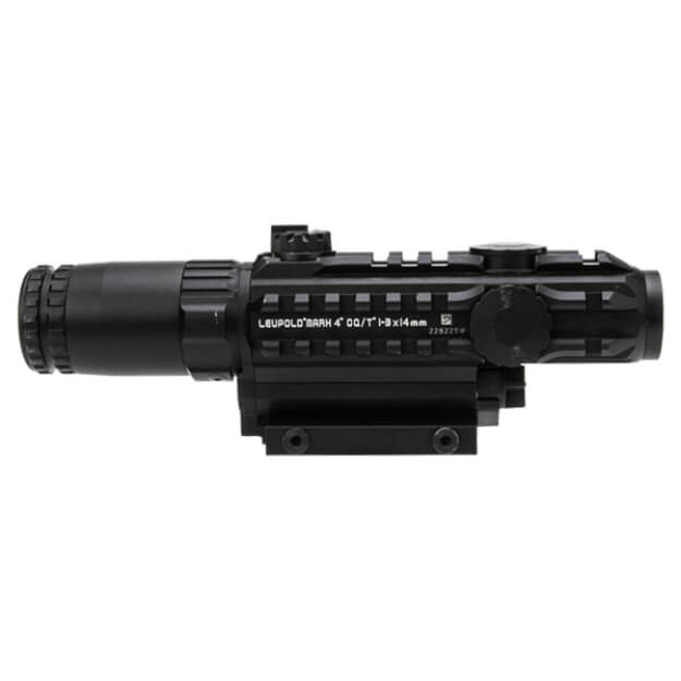 Leupold Mark 4 1-3x14mm CQ/T Rifle Scope