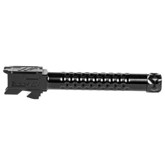 ZEV Optimized Match Threaded Barrel Glock 17 Gen 1-4 - DLC