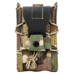 High Speed Gear Adaptable Belt Mounted Rifle Taco - Multicam