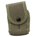 High Speed Gear Duty Double Handcuff Taco - Olive Drab Green