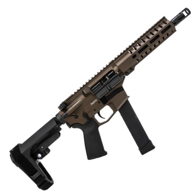 CMMG Banshee 300 MK10 10mm Pistol - Midnight Bronze