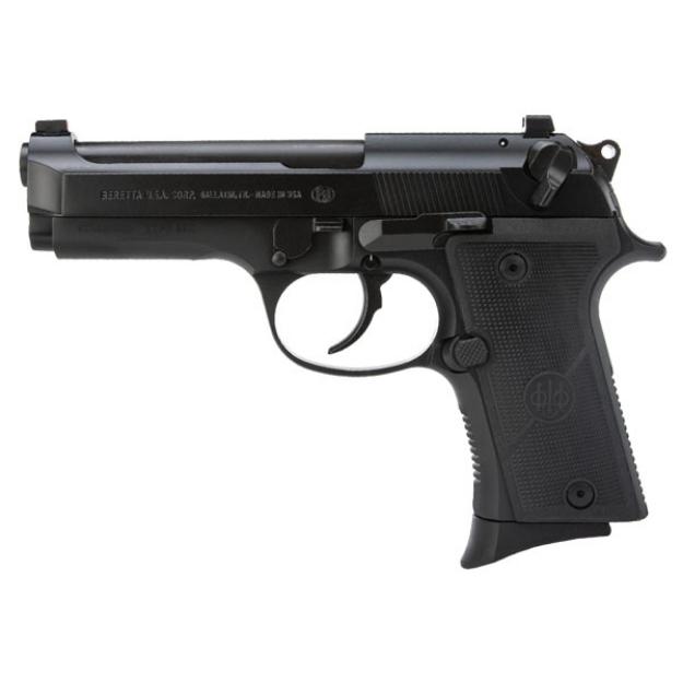 Beretta 92X Compact w/ 3 Magazines - Type F - Black