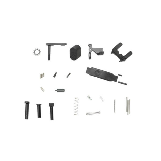 DSG AR Lower Receiver Parts Kit w/ Ambi Selector & DSG Mag Button - No Trigger Parts