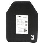 Hesco 600 Series Plate Level IV Large Multi-Curve SAPI Cut 10.25x13.25