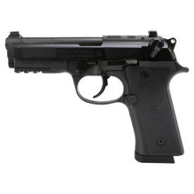 Beretta 92X FR Centurion w/ 2 Magazines - Black