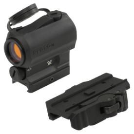 Vortex Sparc AR 2 MOA Red Dot w/ Midwest Industries QD Mount