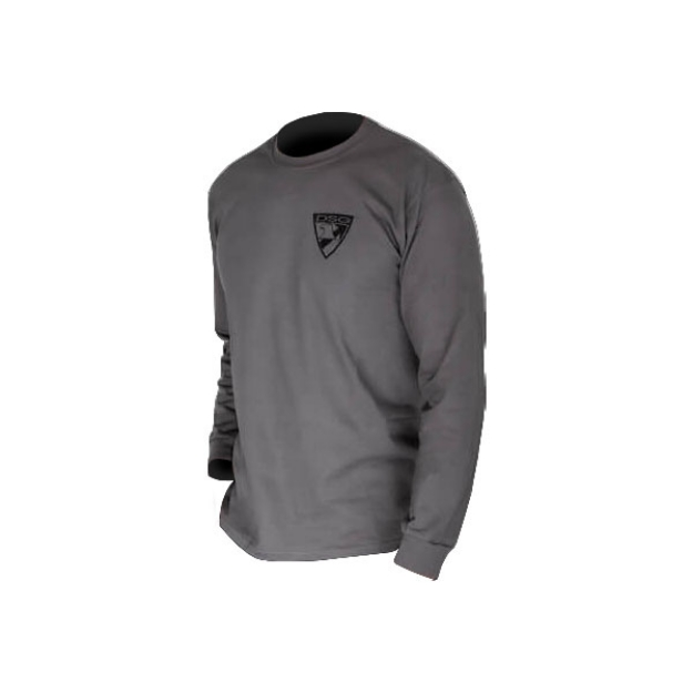 DSG Arms Basic Shirt Long Sleeve - Grey