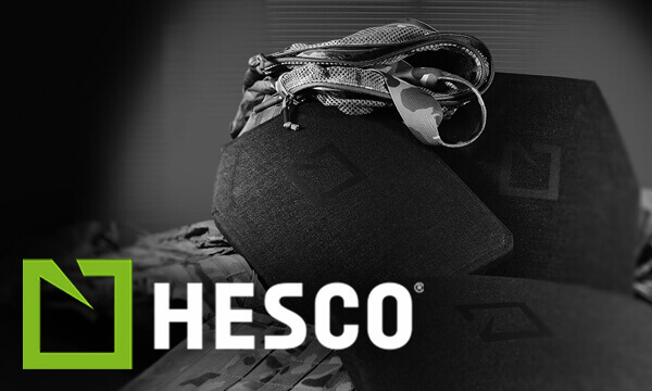 Hesco Ballistic Plates In Stock @ DSG Arms